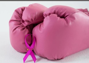 Luchamos contra el cáncer de mama