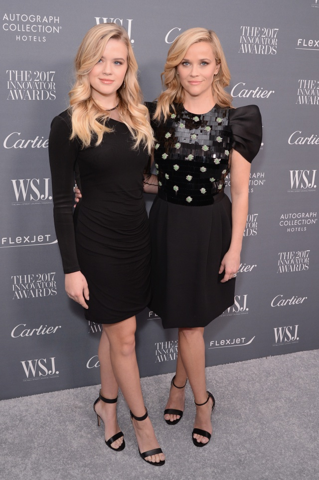 Reese Witherspoon y Ava Philippe se apuntan a la moda 'twin'