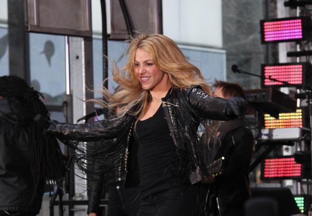 Por su enfermedad, Shakira aplaza la gira por Europa hasta 2018