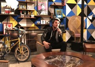 Gema Hurtado entrevista al cantante de cara a su próxima gira.