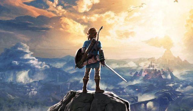 TLOZ: Breath of the Wild, el mejor juego de 2017