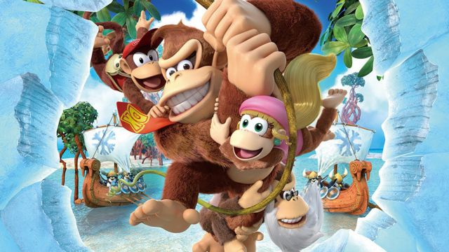 Tropical Freeze (WiiU) — Donkey Kong Country
