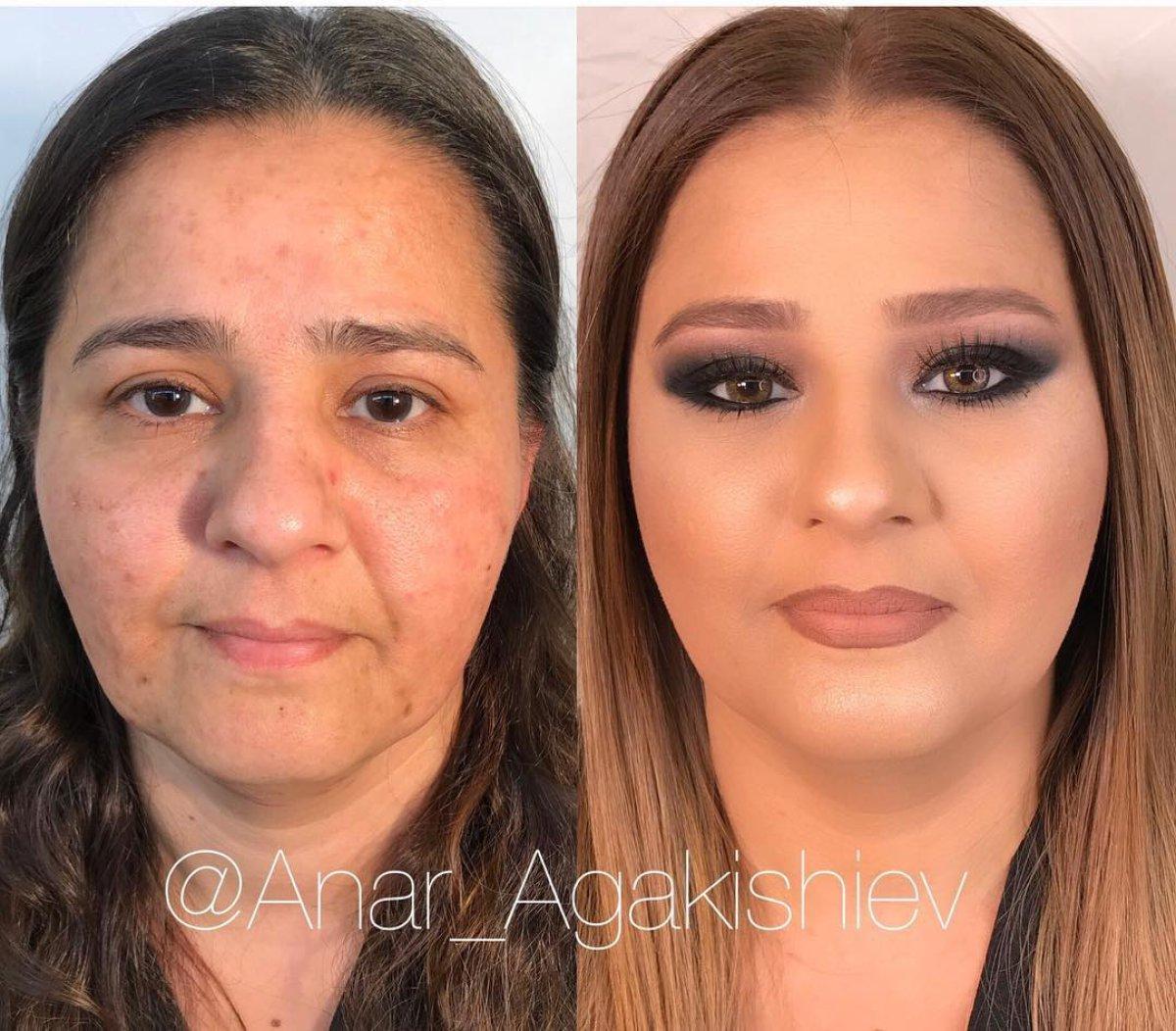 Как выглядят женщины в 40 лет без макияжа фото