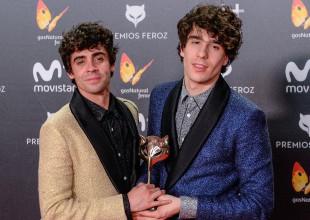La pareja más creativa del ¿lustro? se llevó el galardón a Mejor Comedia para La Llamada