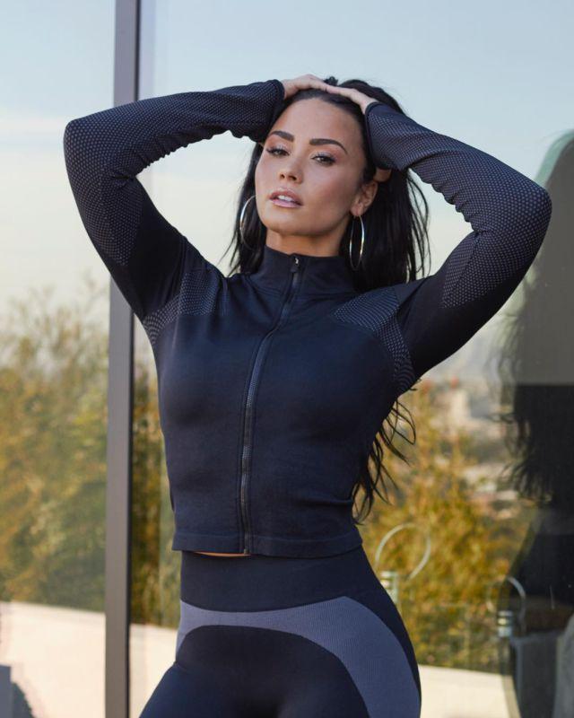 Demi Lovato decidió dejar las dietas