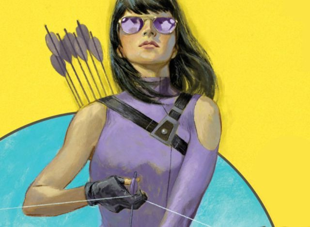 Kate Bishop es Ojo de Halcón