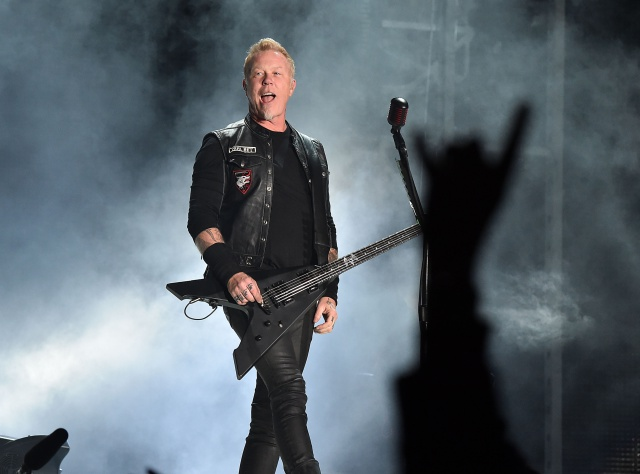 James Hetfield (Metallica) se une a Zac Efron en el biopic de Ted Bundy