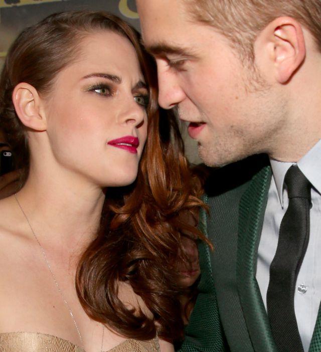 Kristen Stewart y Robert Pattinson fueron vistos juntos