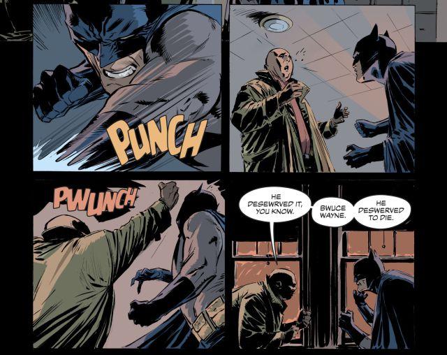 Resultado de imagen para BATMAN CONTRA ELMER 'EL GRUÑÓN' Y Bugs Bunny siempre liándola…