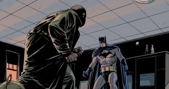 Batman contra Elmer 'el gruñón'