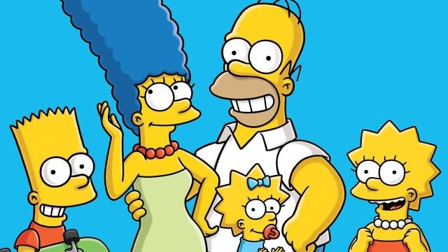 Palabra inventada es aceptada por diccionario — Los Simpson