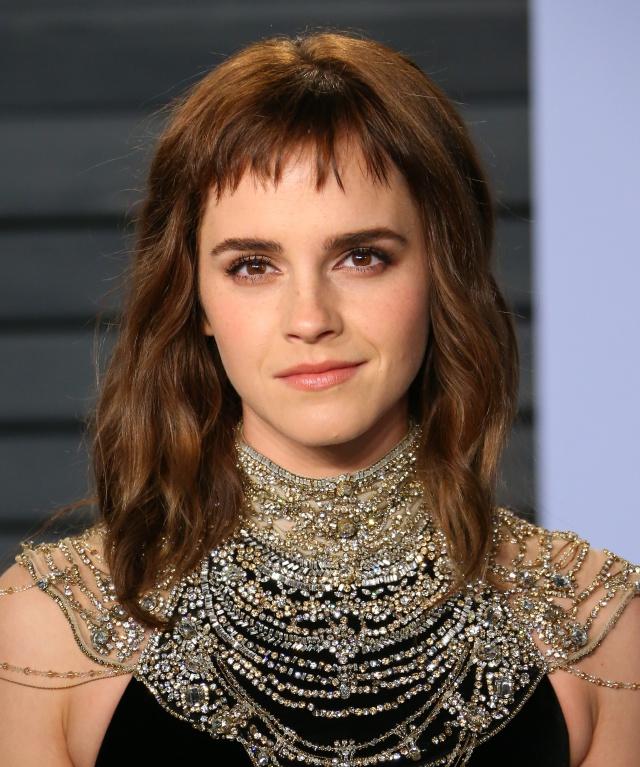 Emma Watson se hizo un tatuaje con error ortográfico — Papelón