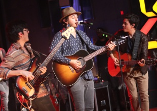 La banda colombiana ha puesto patas arriba el Teatro Barceló de Madrid