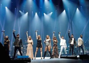 De los problemas de sonido, a las actuaciones que arrancaron al público de sus asientos