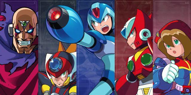 ¡Confirmado! Mega Man X Collection vendrá en dos partes