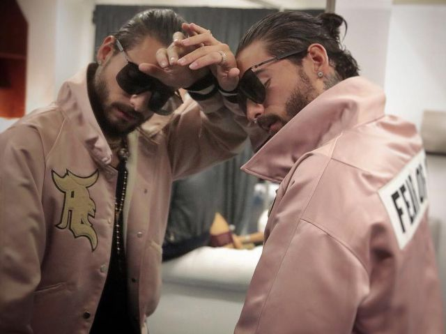 ¿Traman algo Maluma y Pharrell Williams?