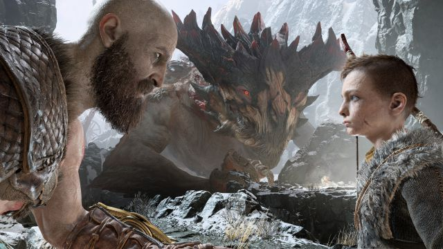 La travesía de Kratos de camino a God of War
