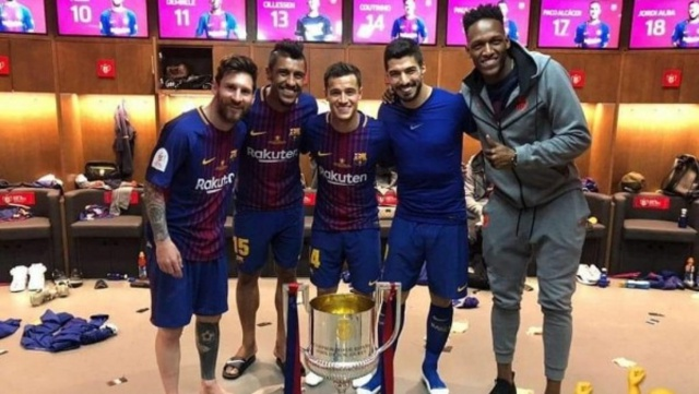 Foto viral: ¿Messi tiene seis dedos en su pie derecho?