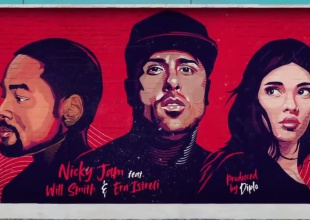 Nicky Jam, Will Smith, Era Istrefi y Diplo, juntos para este tema