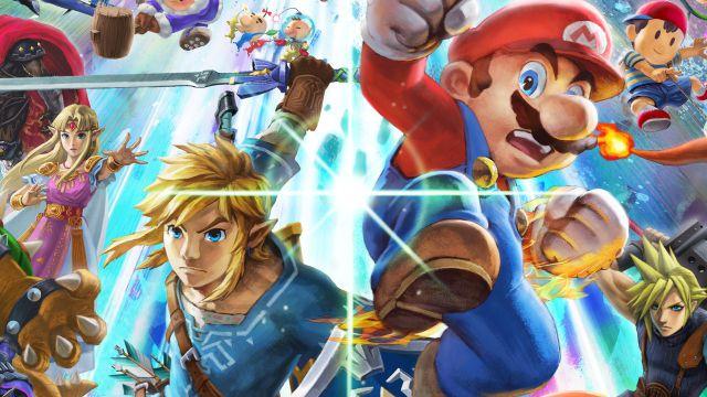 Super Smash Bros. Ultimate para Nintendo Switch ya tiene tráiler de presentación