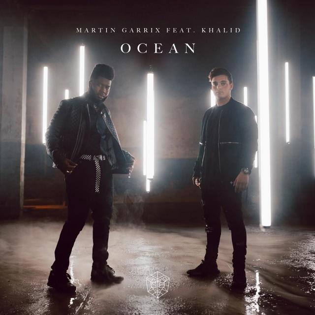 Martin Garrix Feat. Khalid - Ocean [2018]