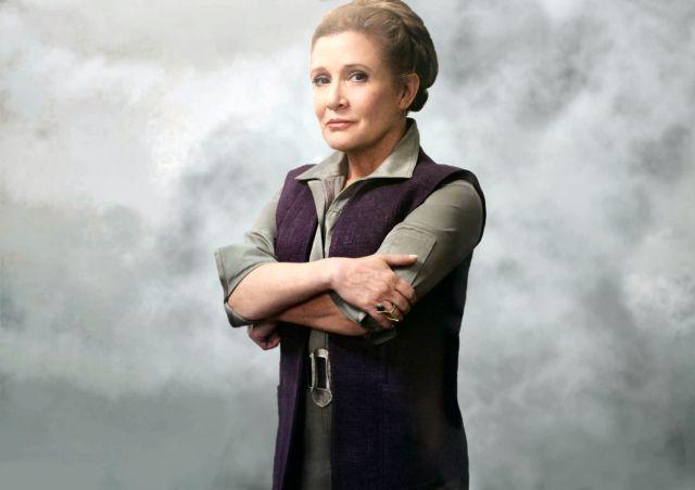 la princesa leia volverá en la próxima star wars cine y televisión