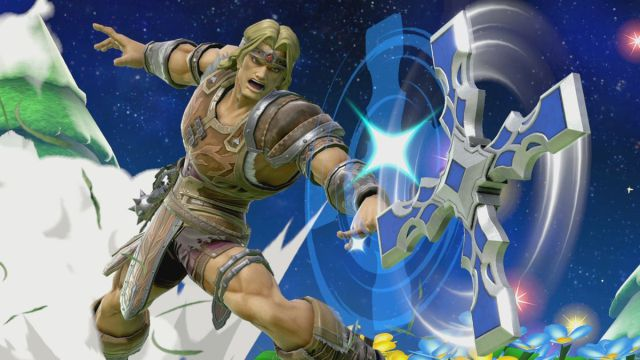 Nuevas caras en Super Smash Bros. Ultimate