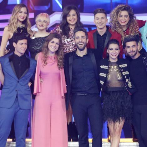 Los premios más importantes de la Comunicación en España. Con las actuaciones de Manolo García, Love of Lesbian y Macaco