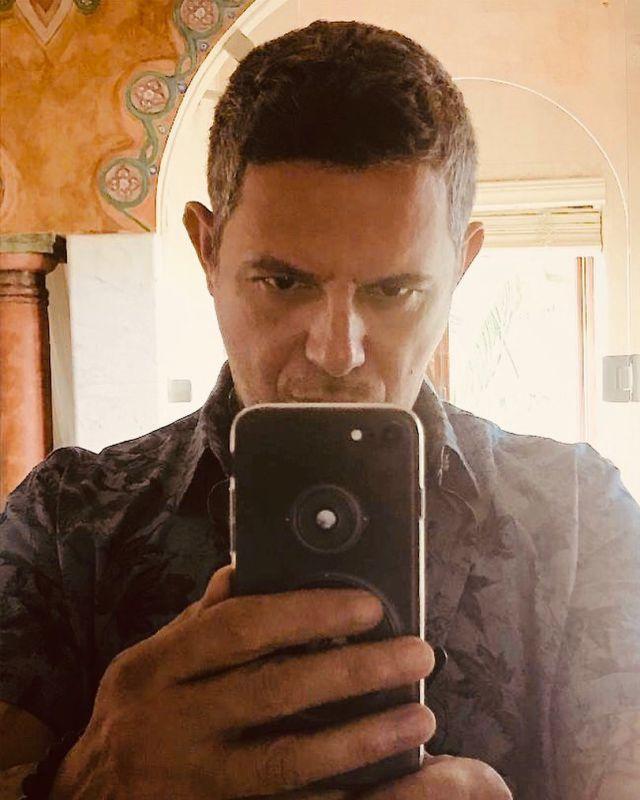 Alejandro Sanz junto a Nicky Jam