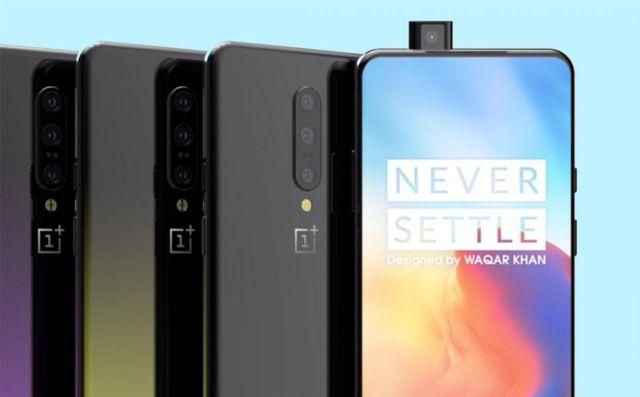 OnePlus 7 Pro será presentado en mayo