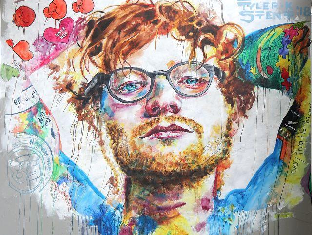 Escuchá la canción de Ed Sheeran y Paulo Londra: