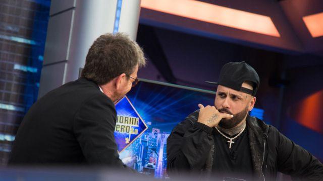 Nicky Jam presenta su disco 'Íntimo'