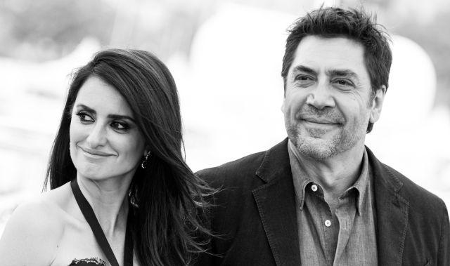 Penélope Cruz y Javier Bardem donaron 100 mil guantes y 20 mil barbijos