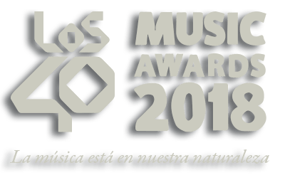 Los40 Music Awards 2018
