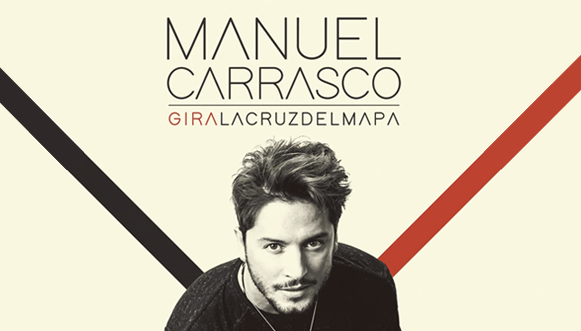 Gira La cruz del mapa - MANUEL CARRASCO