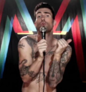 Moves Like Jagger - Maroon 5