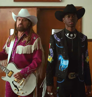 Old Town Road - Billy Ray Cyrus y Lil Nas X