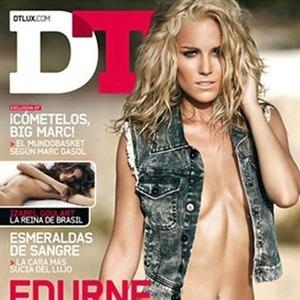 Megan Fox Y Edurne Las Más Sexys Del Planeta Según Fhm Actualidad