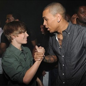 Justin Bieber rapea junto a Chris Brown