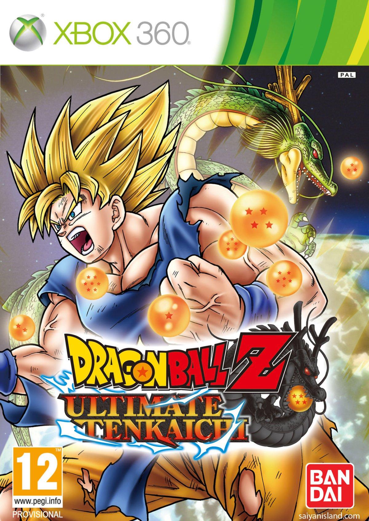 Los Mejores Juegos De Dragon Ball En Imagenes Fotogaleria