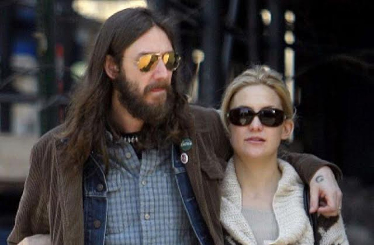 Kate Hudson y Chris Robinson