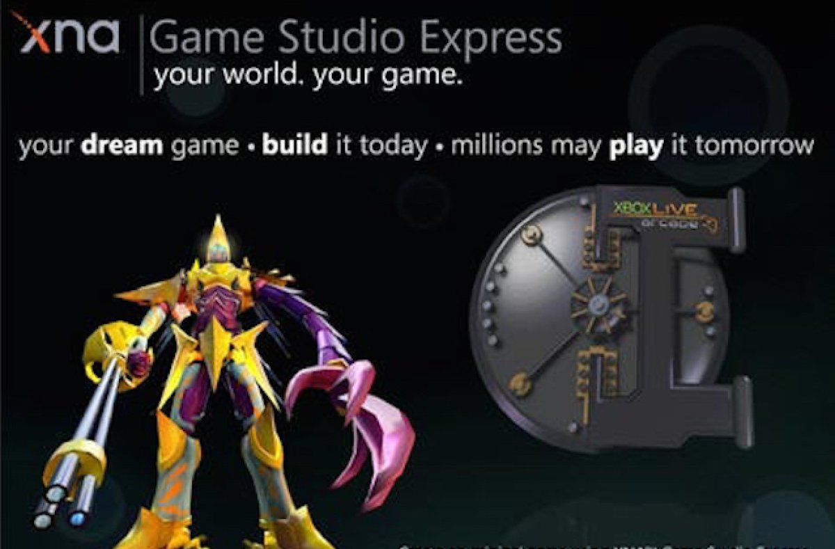 XNA Game Studio Express