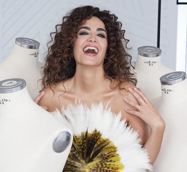 Cristina Rodríguez Cámbiame Protagoniza El Desnudo Del Año