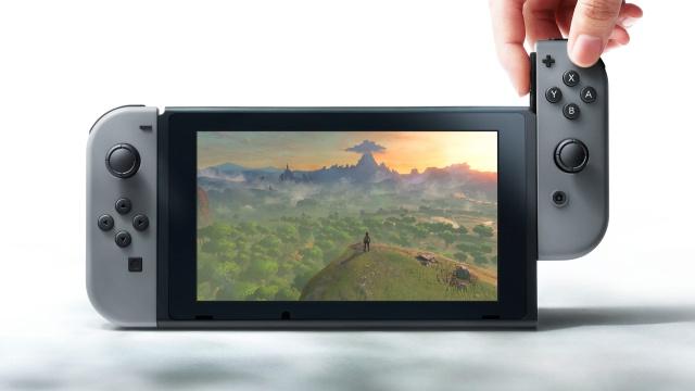 Nintendo Switch 5 Respuestas Rapidas Sobre La Nueva Consola De