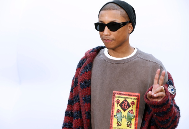 Pharrell Williams consigue un hito dentro de Chanel