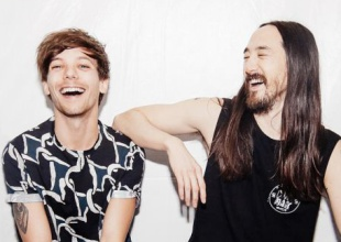 Steve Aoki & Louis Tomlinson - Just Hold On [2017]