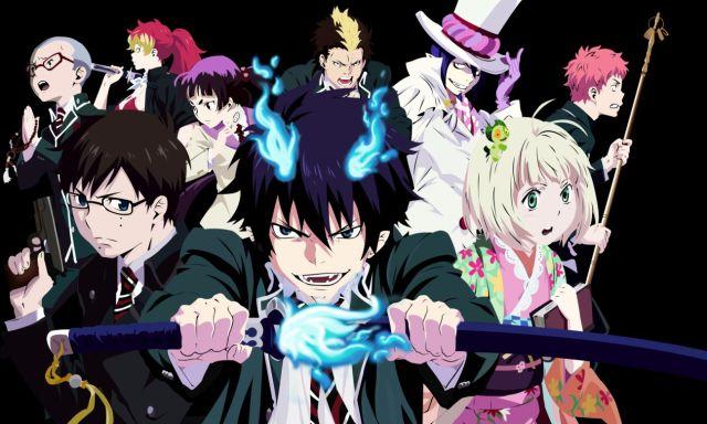 Descubriendo Anime: El Exorcista Azul | Actualidad | LOS40