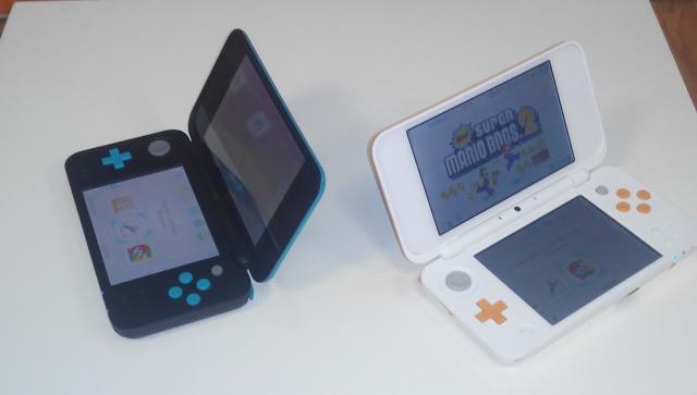 Nintendo 2ds Xl La No Competencia De Switch Videojuegos Los40