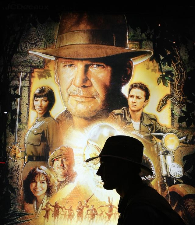Cuatro curiosidades sobre  Indiana Jones  que te harán amar aún más al  personaje 801e051d7d6