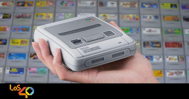 La Gente Ya Tiene 200 Juegos En Su Snes Mini Videojuegos Los40